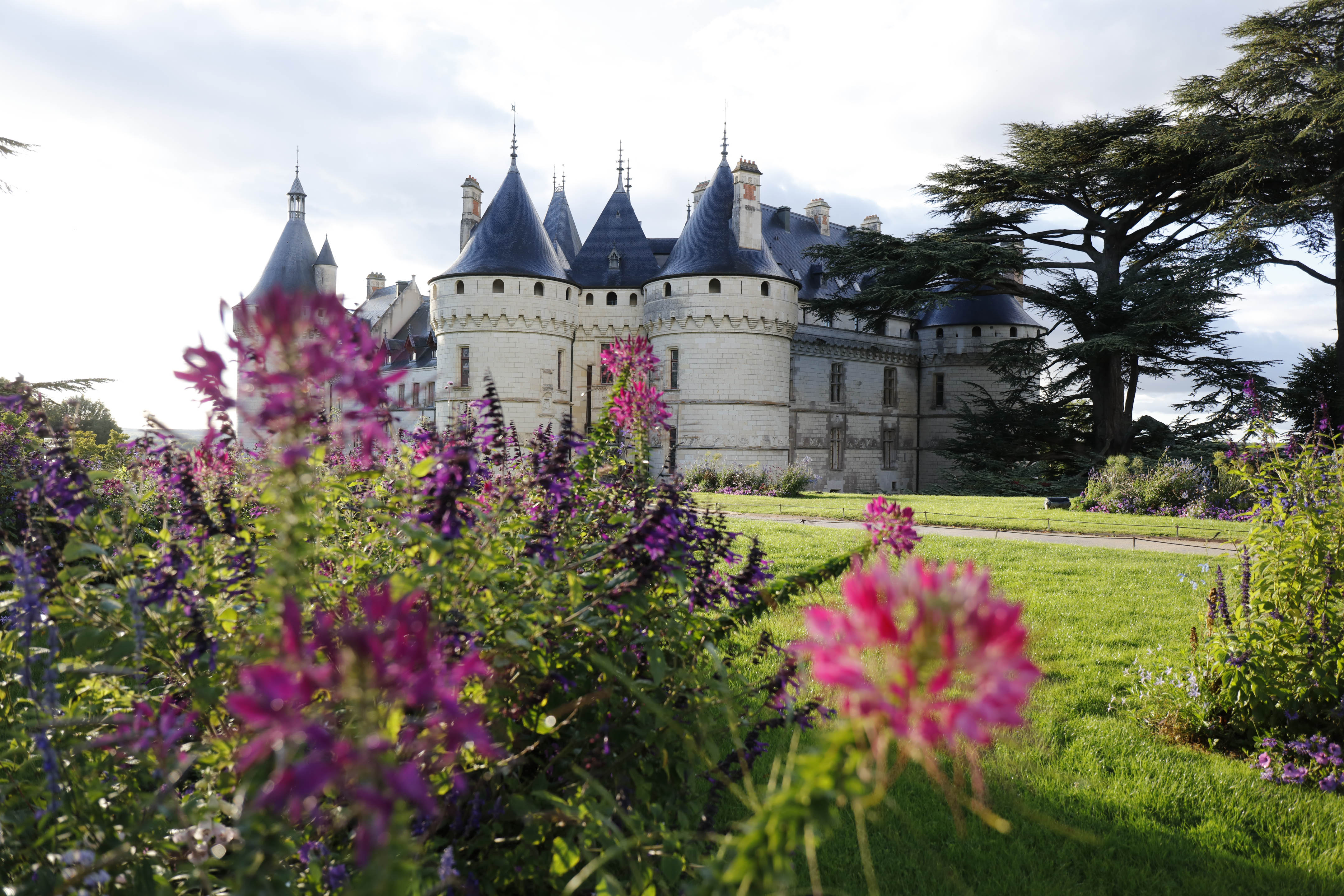 프랑스관광청이 주목한 여행법, 루아르 고성 투어