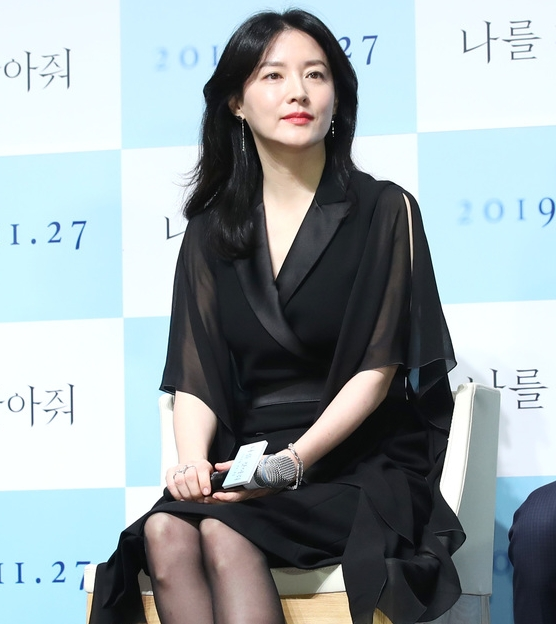 이영애, '나를 찾아줘'로 14년 만에 스크린 컴백