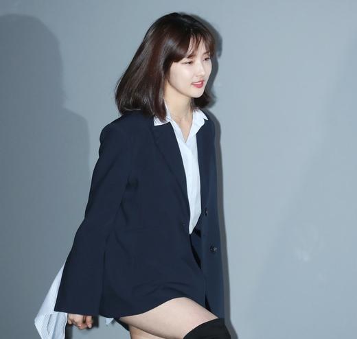 손지현, 설레는 스크린 데뷔
