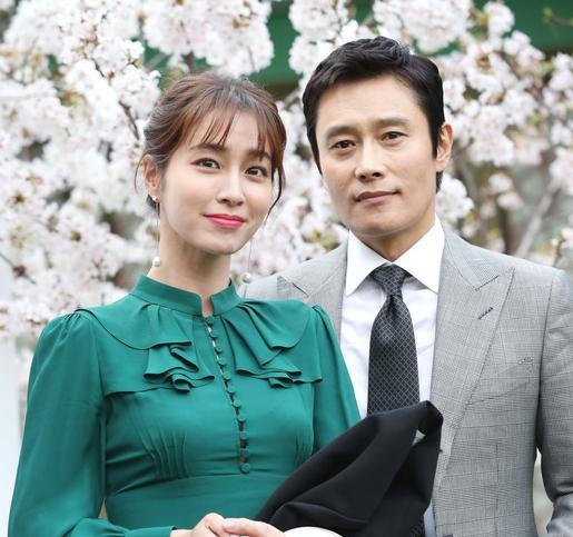 이병헌-이민정 부부, 이정현 결혼식 동반 나들이