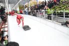 윤성빈, 스켈레톤 5차 월드컵 은메달…두쿠르스 우승
