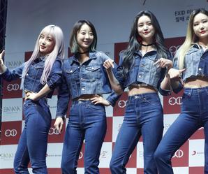 "EXID ""차트 1위, 솔지 참여한 앨범이라 더 기뻐요"""