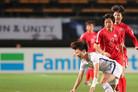 [동아시안컵] 한국, 북한에 0-1 완패... 발이 떨어지지 않던 태극낭자