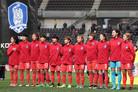 한국 여자축구, 세계랭킹 공동 14위 도약…역대 최고