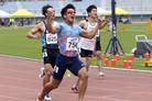 김국영, 남자 100m 10초07…이틀만에 '한국 신기록'