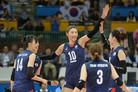 여자 배구, 중국 꺾고 아시아선수권 동메달…'유종의 미'