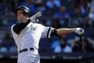 양키스 저지, 시즌 49·50호…ML 신인 한 시즌 최다홈런 신기록