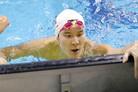 박태환, 전국체전 자유형 200m 우승…박태건, 200m 대회신
