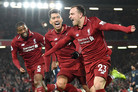리버풀, 맨유 3-1 완파… 17경기 무패+EPL 선두 복귀