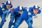 [올림픽] 한국 남자 팀추월 1위로 4강 진출…뉴질랜드와 결승행 다툼(종합)