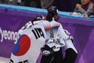 [올림픽] '에이스' 최민정이 있기에, 한국 여자 계주도 '최강'