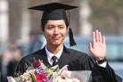 """[N종합] """"빛난 학사모"""" 박보검, 오늘(21일) 명지대학교 졸업"""