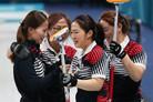 [올림픽] 여자 컬링, 일본 꺾고 사상 첫 은메달 확보…김태윤 깜짝 銅(종합)