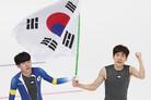 [올림픽] 이승훈, 매스스타트 초대 챔피언 등극…김보름은 은메달(종합)