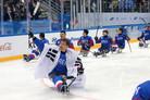 [패럴림픽] 아이스하키, 이탈리아 꺾고 銅…한국, 세 번째 메달(종합)