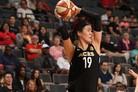 박지수, WNBA 데뷔전 15분 출전 '6득점·3R·1AS'
