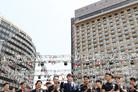신태용호, 서울광장서 러시아 월드컵 출정식… '통쾌한 반란' 스타트