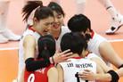 여자배구, 이탈리아에 0-3 완패…연승 마감