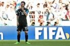 [월드컵] 희비 쌍곡선…'MOM' 호날두와 '무득점' 메시