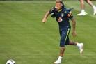 [월드컵] '발목통증' 네이마르, 훈련 복귀