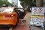 택시승객이 연 문에 부딪힌 자전거 운전자 사망 책임은?