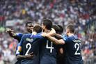 [월드컵] 크로아티아의 최선이 넘기엔, 프랑스가 너무 강했다