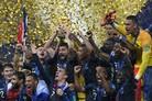 [월드컵] 프랑스의 새로운 레인보우, 20년 만의 정상 이끌다