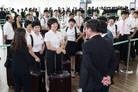 '꼭 다시 만나요!' 북한 탁구 선수단 23일 귀환…11월 단일팀 예정
