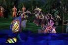 [아시안게임] 화려한 개회식 공연, 인도네시아 문화 다양성 보여줬다