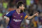 메시, 리그 개막전부터 멀티골…바르셀로나 통산 6000호골 주인공