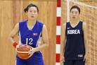 여자 농구 남북 단일팀, 광복절에 첫 출격