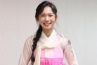 """[한복인터뷰]① '두니아' 한슬 """"독특 비주얼로 캐스팅, 예능 걱정無"""""""