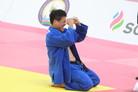 남자유도 중량급 간판 조구함, 세계선수권 100㎏급 금메달