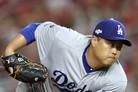 류현진, MLB 선수들이 뽑은 '최고의 투수' 후보 선정