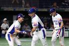 '김재환 결승 3점포' 한국, 미국 완파…슈퍼라운드 첫 승·대회 4연승