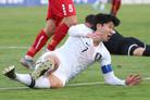 [월드컵] '황의조 골대 불운' 한국, 레바논 원정서 득점 없이 무승부