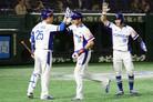 '5회말 7득점' 김경문호, 멕시코에 역전승…12년만의 올림픽 복귀 확정