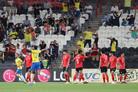 [A매치] 한국, '남미 챔프' 브라질에 0-2 뒤진 채 전반 종료