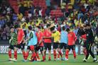 [A매치] '브라질 역시 강했다' 한국, 0-3 완패…벤투호 최다실점 패배(종합)