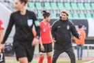 '벨 감독 데뷔전' 여자 축구대표, '강호' 중국과 0-0 무승부