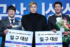 김광현·양현종, 2019 일구상 공동대상…최고투타상 이영하·이정후