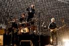 """""""한국 대박이에요!"""" U2, 43년만 첫 내한공연 2만8천 고척돔 달궜다(종합)"""