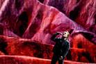 [N리뷰] 김정숙 여사도 관람…평화·평등 노래한 U2의 첫 내한