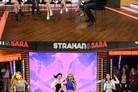 블랙핑크, '레이트쇼'→스트라한 앤드 사라'…美 방송국 접수