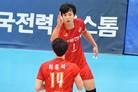 '서재덕 26점' 한국전력, 우리카드 상대로 시즌 첫 승(종합)