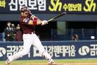 박병호 2G 연속 대포…백정현 상대로 '시즌 13호포 작렬'