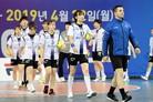 부산시설공단, 창단 후 첫 女핸드볼 리그 통합우승…MVP는 류은희