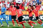 """'U-20 월드컵 골든볼' 이강인, 향후 거취는?…""""아직 말할 수 없어"""""""