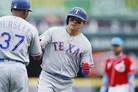 추신수, 1타점 2루타에 1볼넷…텍사스는 7-2 승리