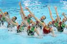 [광주세계수영] 한국, 아티스틱 수영 첫 출전 프리 콤보 결승행…우하람 3m 스프링 4위